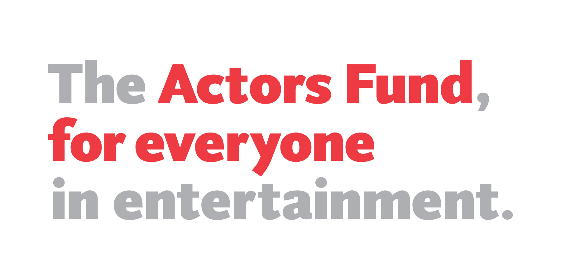 The Actor's Fund